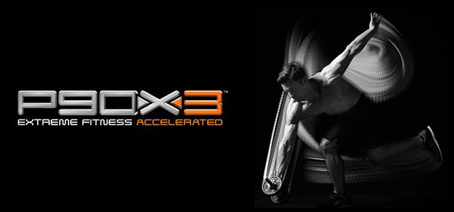 Are you ready for the P90X3 challenge?